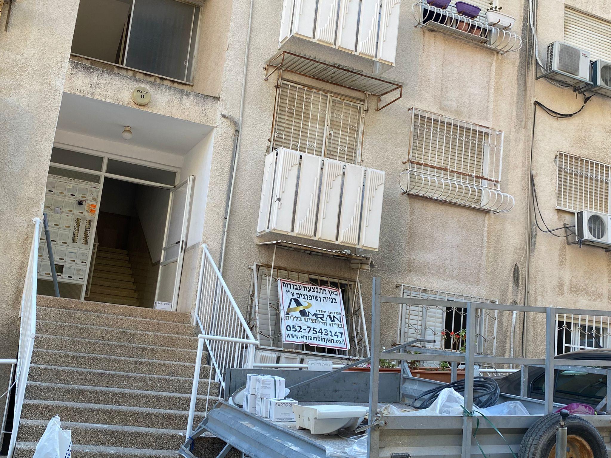 פרויקט שיפוץ דירה בחיפה - עמראן שיפוצים